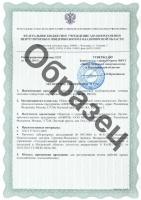 Сертификаты Nifti (4)